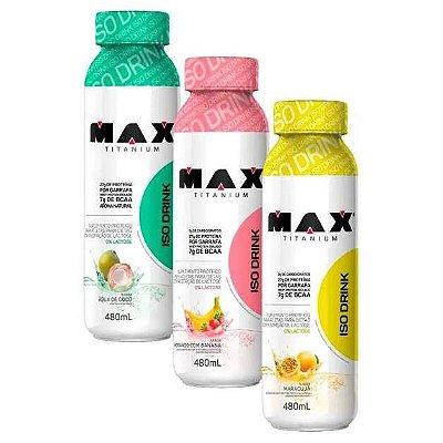 Iso Drink (480ml) - Max Titanium