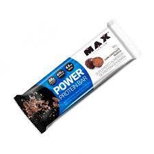 Barra de Proteina - Power Protein Bar - Max Titanium   (1 Unidade)