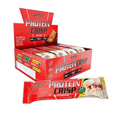 Barra de Proteína Protein Crisp Bar (caixa 12 unidades) - Integral Medica