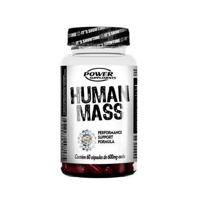 Human Mass  - Power Supplements