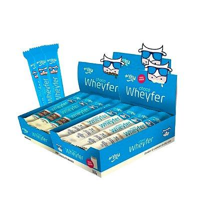 Caixa c/ 12 unidades Choco Wheyfer (+MU)