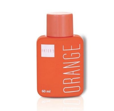 Deo Colônia Fator 5 Orange 60ml