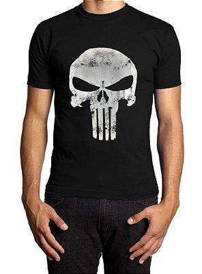 Camiseta Justiceiro