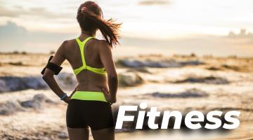 Mini banner Fitness