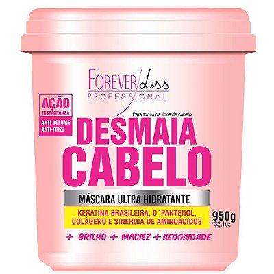Forever Liss Desmaia Cabelo Máscara Hidratante 950g