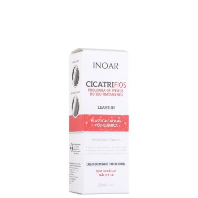 Inoar Cicatrifios Leave-in Pós Química 50ml