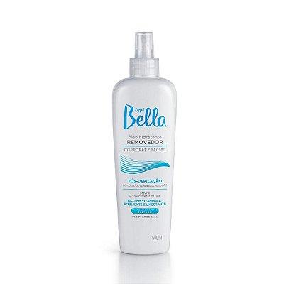 Óleo Hidratante Removedor de Cera Depil Bella – Óleo Pós Depilação Algodão 500ml