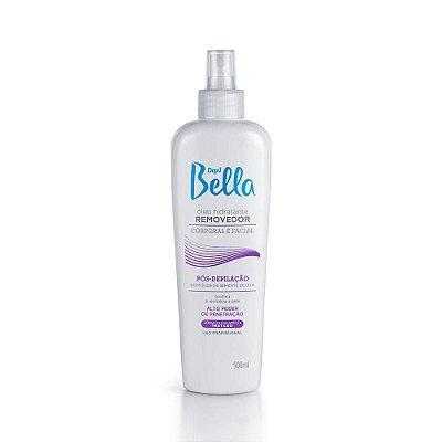 Óleo Hidratante Removedor de Cera Depil Bella – Óleo Pós Depilação Uva 500ml