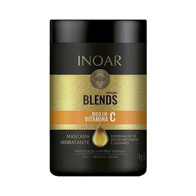 Inoar Blends Vitamina C - Máscara de Hidratação 1kg