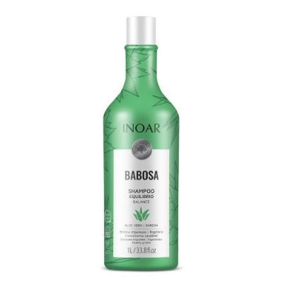 Shampoo Equilíbrio Aloe Vera Inoar Babosa 1L