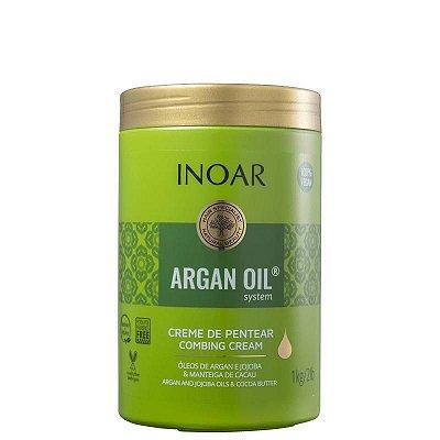 Creme de Pentear Inoar Argan Oil System 1kg