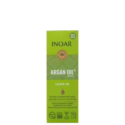 Leave-in Inoar Argan Oil System 50g