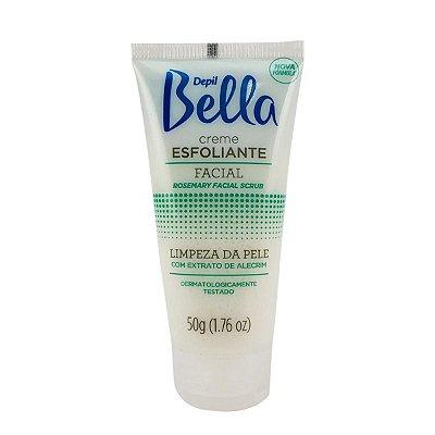 Creme Esfoliante Facial Depil Bella Alecrim 50g
