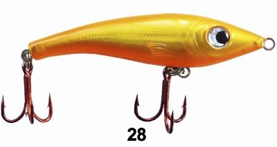 Isca Zagaia Prima Gold Stick 75