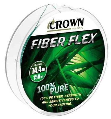 Linha Crown Fiber Flex - 300/200M