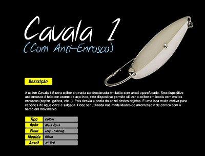 Isca Borboleta Cavala 1