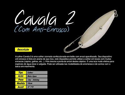 Isca Borboleta Cavala 2