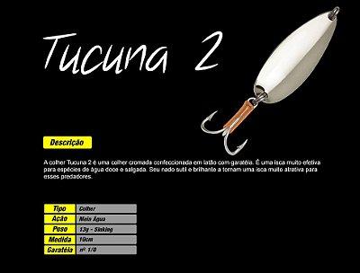 Isca Borboleta Tucuna 2