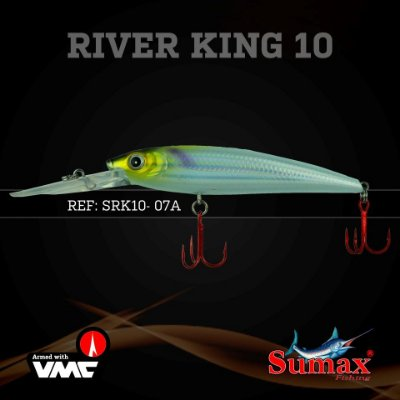 Isca Sumax River King 10