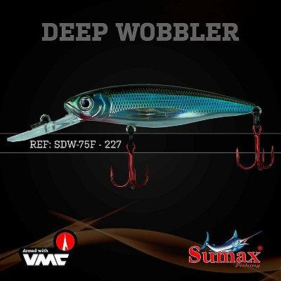 Isca Sumax Deep Wobbler