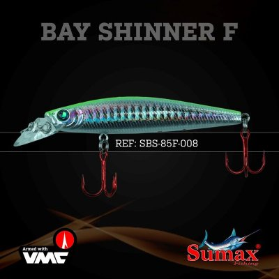 Isca Sumax Bay Shinner F 85