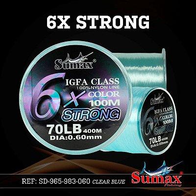 Linha Sumax 6X Strong