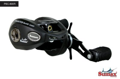 Carretilha Sumax Panther Black