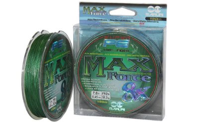 Linha Maruri Max Force 8X - 150m