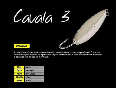 Isca Borboleta Cavala 3