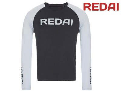 Camiseta Redai Performance Raglan