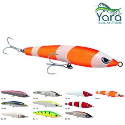 Isca Yara Hunter Bait 11cm