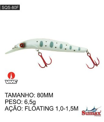 Isca Sumax Queen Stick 80F
