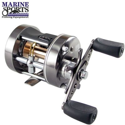 Carretilha Marine Sports Caster Plus 200
