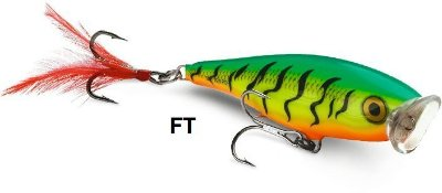 Isca Rapala Skitter Pop SP09