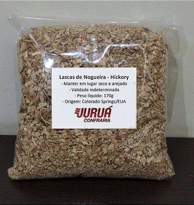 Lascas de Madeira para Defumação Camerons - Nogueira (Hickory)