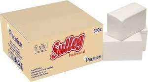 Toalha Interfolha Branca Sulleg Premium 2d (20x21) 5000 fls