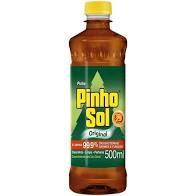 Desinfetante Pinho Sol 500ml unid
