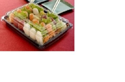 GO 918 Embalagem Sushi 10 unids