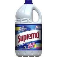 Água Sanitária 5lts Suprema