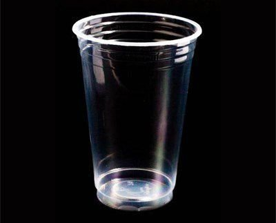 Copo Milk Shake 500ml PP Cristal Plaszom 700 unids