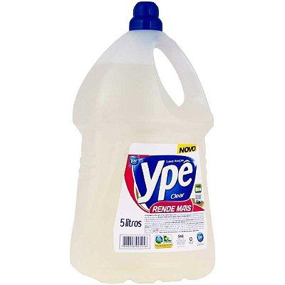 Detergente 5lts Ypê Clear