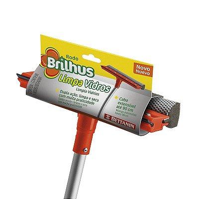 Mop Limpa Vidros Brilhus