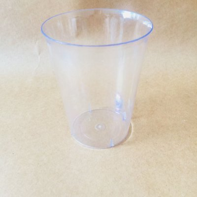 Copo Acrilico 200ml Glass Clear c/ 240unids