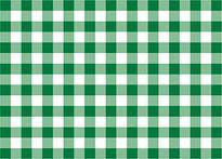 Toalha perolada 80x80 Xadrez Verde 10 unids