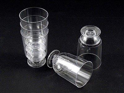 Taça Acrilica 045/50ml cristal 600 unids
