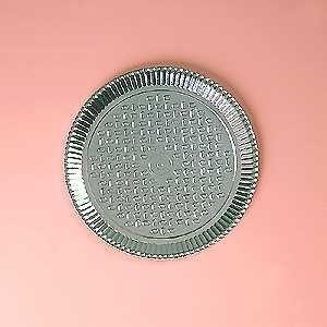 Prato papelão laminado nº 06 (31,5cm) unid