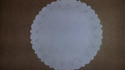 Toalha Rendada Papel Mago (Doilies) mod 150 (15 cm) 100 unids