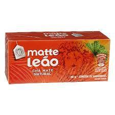Chá Leão Matte Natural c/ 25 (sachê)