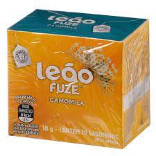 Chá Leão Camomila c/ 10 (sachê)