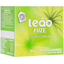 Chá Leão Erva Cidreira c/ 10 (sachê)